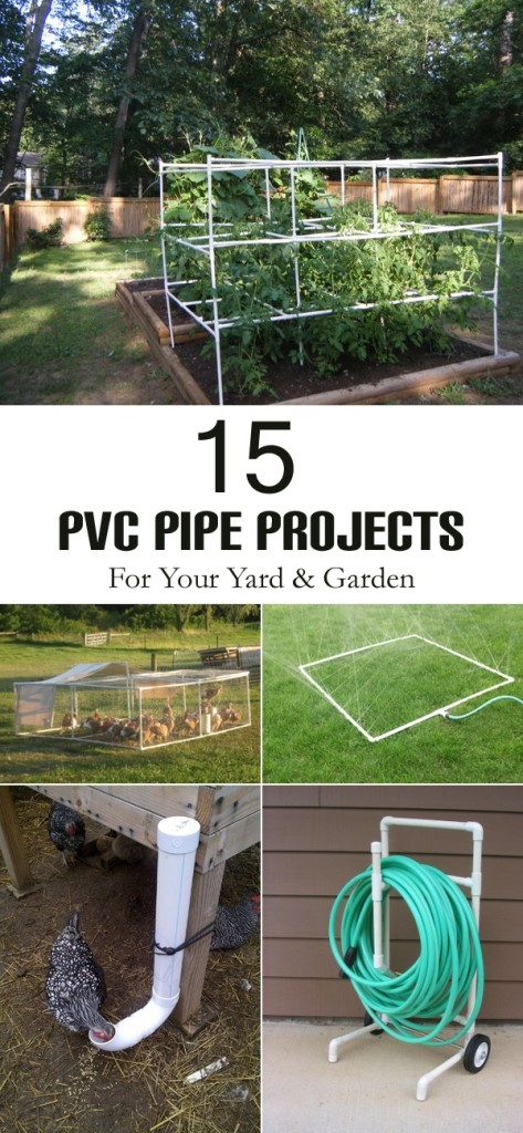15 Pvc Pipe Projects The Prepared Page