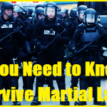 What You Need to Know to Survive Martial Law