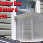 DIY Window Box Solar Heater & Sun Oven