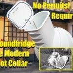Groundfridge the Modern Root Cellar
