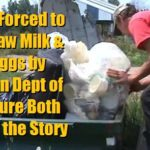 Farmer Forced to Dump Gallons of Raw Milk & Break Eggs by Michigan Dept of Agriculture – Both Sides of the Story