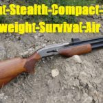 Silent-Stealth-Compact-And-Lightweight-Survival-Air Rifle