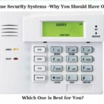 Home Security Systems – Why You Should Have One – Which One is Best for You?