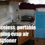 DIY Iceless portable camping evap air conditioner