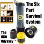 Six Part Survival System – ÖKO Odyssey™