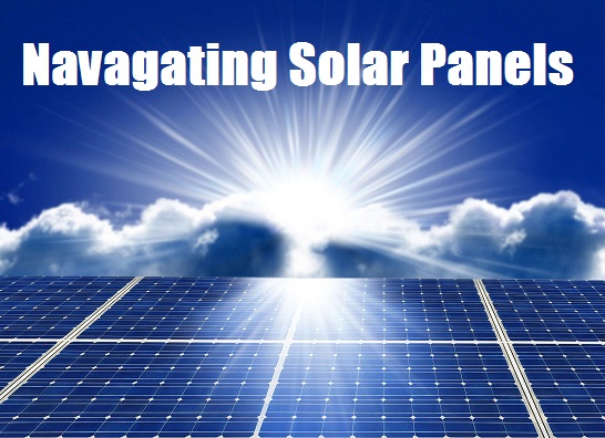 Navigating Solar Panels The Prepared Page