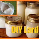 DIY Lard