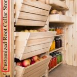 DIY Customized Root Cellar Storage