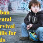 Urban Mental Survival Skills for Kids