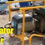 DIY Generator Muffler