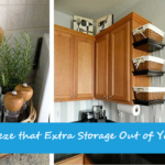 Tips to Squeeze that Extra Storage Out of Your Kitchen
