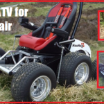 HexHog ATV for Wheelchair Users