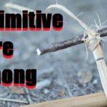 Primitive Fire Thong