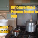 DIY Converting a Pressure Cooker to a Still