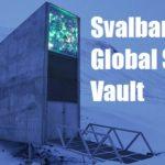 Svalbard Global Seed Vault 1st Withdrawal