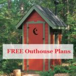 FREE Outhouse Plans