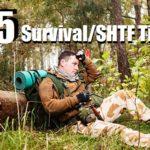 45 Survival/SHTF Tips