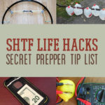 Secret Prepper Tip List