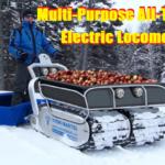 Multi-Purpose All-Terrain Electric Locomotive