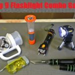 Testing 9 Flashlight Combo Gadgets
