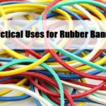 Practical Uses for Rubber Bands