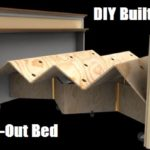 DIY Built-In Roll-Out Bed