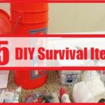 25 DIY Survival Items