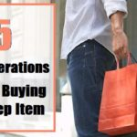 5 Considerations Before Buying Any Prep Item