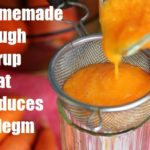 Homemade Cough Syrup That Reduces Phlegm