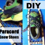 DIY Paracord Snow Shoes