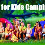 Tips for Kids Camping