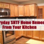 Everyday SHTF Home Remedies From Your Kitchen