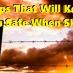 Steps That Will Keep You Safe When SHTF