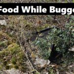 Hiding Food While Bugged Out
