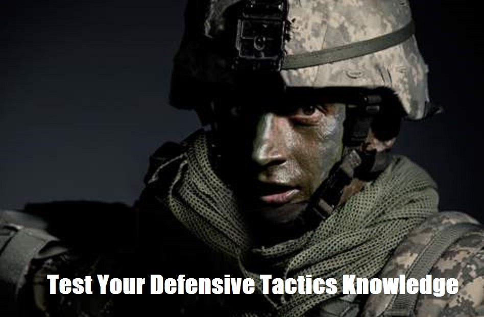 Test Your Defensive Tactics Knowledge