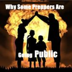 Why Some Preppers Are Going Public