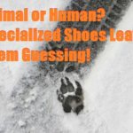 Animal or Human? Specialized Shoes Leave Them Guessing!