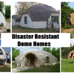 Disaster Resistant Dome Home