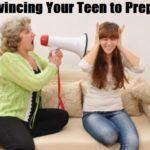 Convincing Your Teen to Prepare