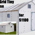 Off-Grid Tiny House for $1100