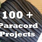 100+ Paracord Projects