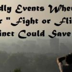 """Deadly Events Where Your """"Fight or Flight"""" Instinct Could Save You"""