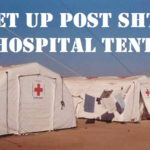 Set up a Post SHTF Hospital Tent