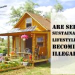 Are Self-Sustainable Lifestyles Becoming Illegal?