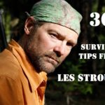 30 Survival Tips From LesStroud