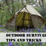 50 Outdoor Survival Tips and Tricks