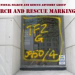 International Search and Rescue Advisory Group Search and Rescue Markings