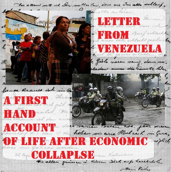 Letter From Venezuela: A First Hand Account of Life After Economic Crisis