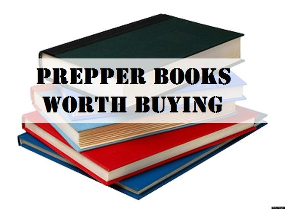 Prepper Books Worth Buying