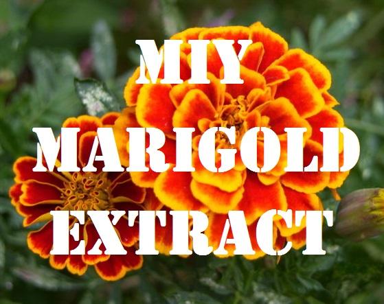 MIY Marigold Extract